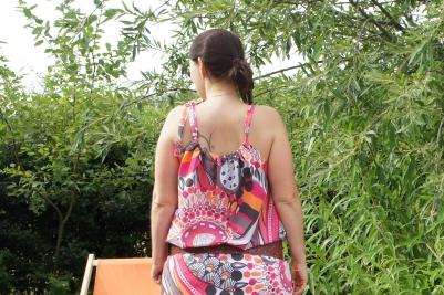 La robe bain de soleil