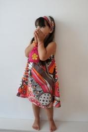 Robe d'été pour petite fille