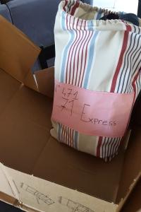 Le sac de la Saône et loire, le 71 Express