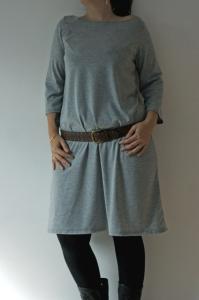 Une robe pour l'automne