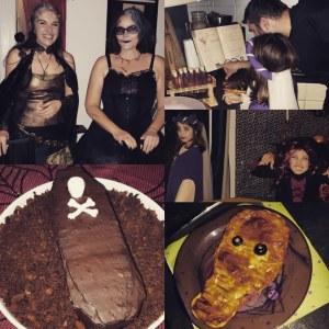 Soirée d'Halloween chez Cendrilène