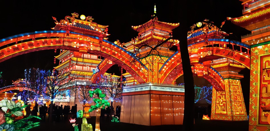 Festival des lumières Gaillac