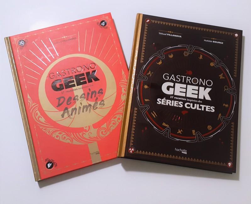 Gastrono Geek, Dessins Animés et Séries Cultes